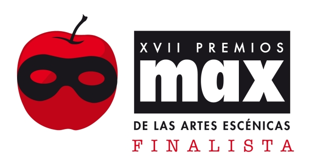 Logo Finalista Max horizontal