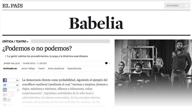 Babelia- Pérez&Disla